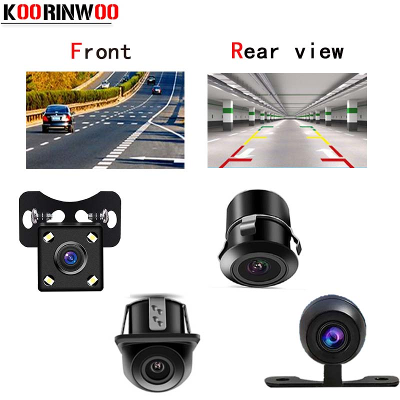 HD Night Vision Car Rearview Camera Universal Auto Parking Reverse Backup Cam US