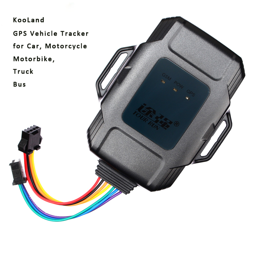 MINI GPS//GSM//GPRS SIM Real Time Tracker Monitor for Vehicle Motorcycle Car Bike