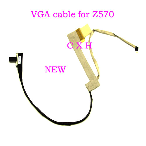 New Lcd Screen Video Cable For Lenovo Ideapad Z570 Z575 E570 E575 Lcd Screen Display Video Cable P/n 50.4m405.003 Computer & Office