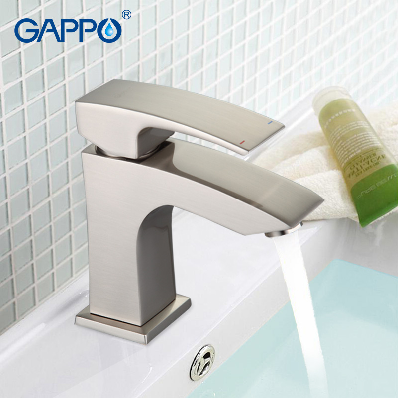 GAPPO bathroom basin faucet mixer brass faucet water mixer taps water faucet basin sink faucet deck mount drains G10075/8  аксессуар gappo g8001