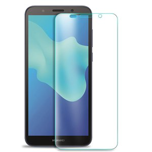 Image 1 - 9H 2.5D Tempered Glass for Huawei Y5 Lite 2018 Screen Protector Y5 Lite 2018 Glass Huawei Y5Lite 2018 Protective Film DRA LX5