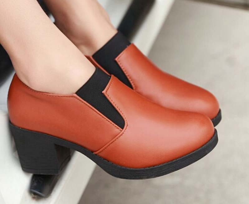 new size 34-39 ladies round toe autumn warm winter ankle boots high heels women shoes motorcycle boots women snow boots enmayla ankle boots for women low heels autumn and winter boots shoes woman large size 34 43 round toe motorcycle boots