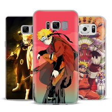 Naruto Uzumaki Phone Case For Samsung Galaxy S4 S5 S6 S7 Edge S8 Plus Note 8 2 3 4 5 A5 A7 J5 2016 J7 2017
