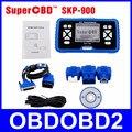 100% Оригинал SuperOBD SKP-900 SKP900 OBD2 Auto Key Программист V4.5 Бесплатное Обновление Онлайн Поддержка Почти Все Автомобили DHL Бесплатно