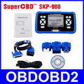 100% Original SuperOBD SKP-900 V4.5 SKP900 OBD2 Auto Key Programmer Free Update Online Support Almost All Cars DHL Free