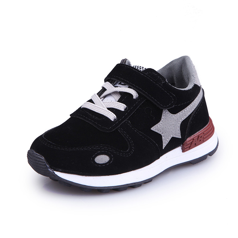 все цены на Spring/Autumn high quality children casual shoes Hook&Loop fashion European baby girls boys sneakers solid kids footwear tennis онлайн