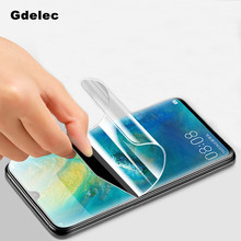 Screen Protector For Oneplus 5 5T 6T 3 3T 7 Pro Hydrogel Protect Film 1+ 5 5T 6T 7 Pro Nano Full Coverage Film (Not Glass)