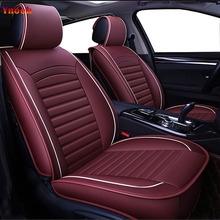 Car ynooh car seat cover for  volkswagen golf 4 3 polo 6r  9n passat b5 b6 b7 sedan accessories cover for vehicle seat недорого