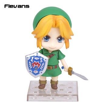 Cute Nendoroid la leyenda de Zelda Link máscara de Majora 3D ver ...