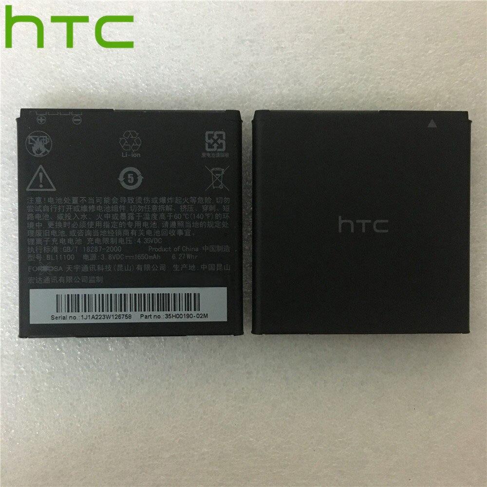 BG58100 BL11100 Battery For HTC T328w T328d T328t T327D Sensation XE Z710E G14 G17 EVO 3D X515d X515m Z715E Cellphone Bateria