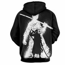 PIRATE HUNTER ZORO COOL HOODIE