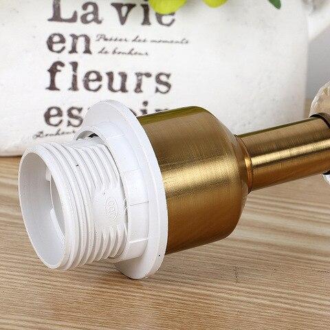 estudo decoracao luzes mesa lampada moderna decoracao para casa cama luz