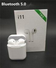I11 СПЦ Беспроводной Bluetooth 5,0 наушники наушник мини наушники гарнитуры с микрофоном для samsung S6 S8 iPhone X 7 8 Xiaomi huawei LG