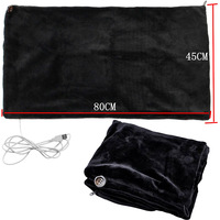USB Soft Heated Shawl Winter Electric Warming Neck Shoulder Heating Blanket Pad  Drop|Electric Blankets| |  -