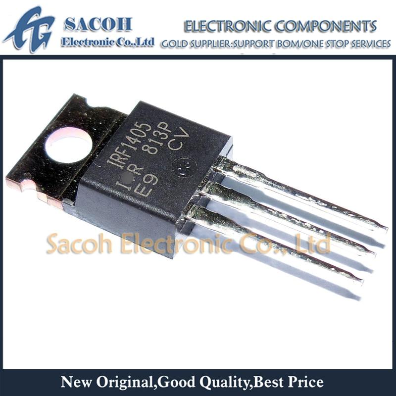 10pcs//lot IRLZ44N TO-220 IRLZ44 IRLZ44NPBF MOSFET MOSFT 55V 41A 22mOhm 32nC LogLvlAB New Original in Stock