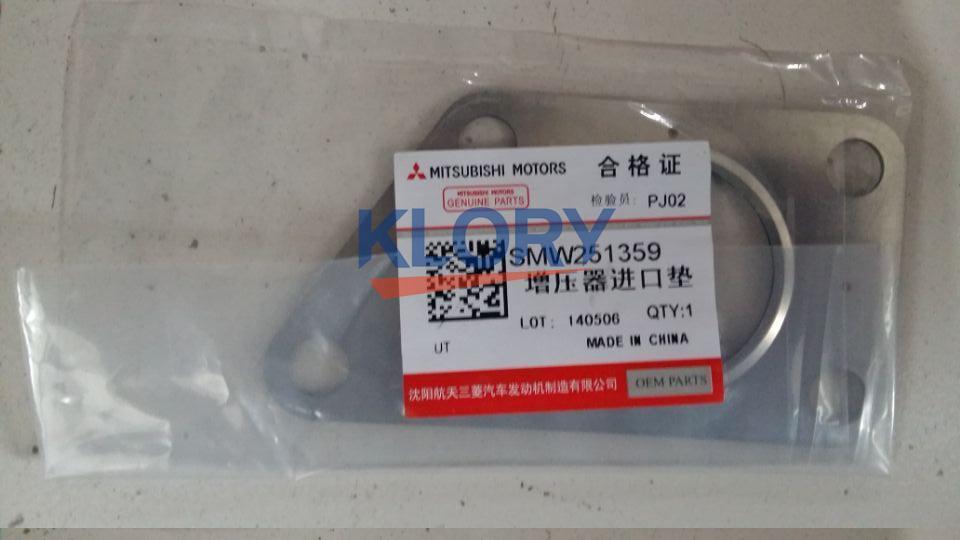 SMW251359 прокладка впускного патрубка нагнетателя для GREAT WALL 4G63S4T