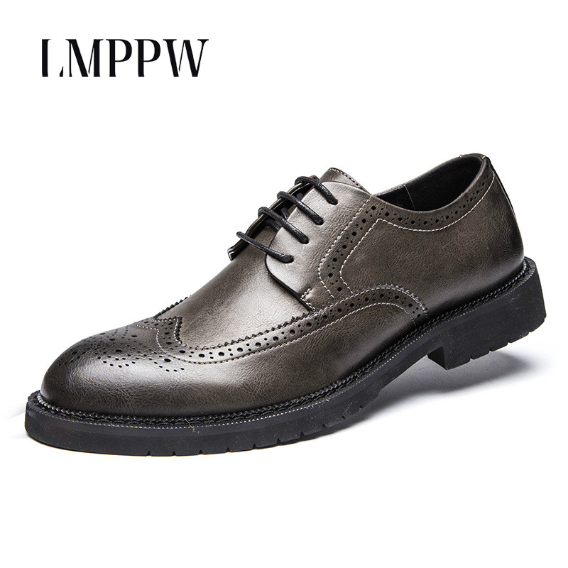 High Quality Men Flats Oxford Shoes Retro Fashion Men's Leather Shoes Spring Autumn Breathable Men Leather Casual Shoes Oxfords brief spaghetti strap floral print underwire swimsuit for women
