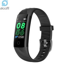UHOOFIT S5 Sport IP68 Waterproof Heart Rate Fitness Smart Bracelet Blood Pressure Oxygen Monitor Activity Tracker Smart Band(China)