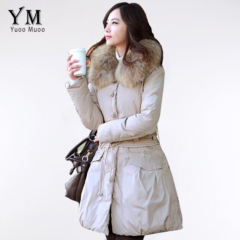 Aliexpress.com : Buy YuooMuoo Hot Ladies Winter Coat Long Women ...