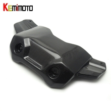 2016 New MT-09 MT09 MT 09 100% Real Carbon Fiber Front Tank Cover For YAMAHA MT-09 FZ-09 2014 2015 2016 MT FZ 09 Brand New