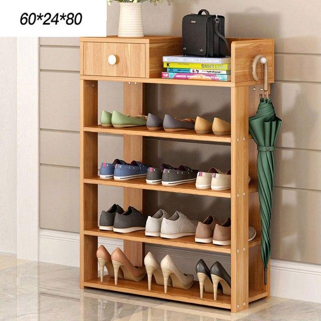 armoire chaussures multi couche cadre de la chaussure simple de stockage de m nage tag res. Black Bedroom Furniture Sets. Home Design Ideas