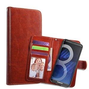 Image 2 - Для Samsung NOTE 10 + Чехол книжка 2 в 1 съемный кошелек PU кожаный чехол для S8 Plus S9 S9 + S10 S10 + S10E NOTE 9/NOTE 10 +