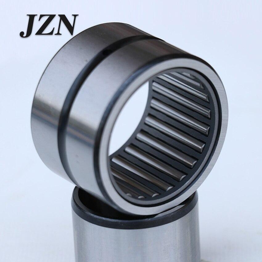 Free Shipping!  2PCS Solid Collar Needle Roller Bearings With Inner Ring Bearing NKI12/16