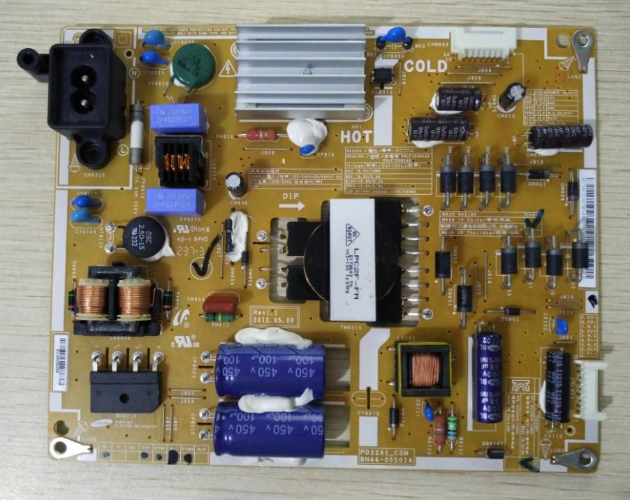 BN44-00501A PD32A1-CSM BN44 00501A Good Working Tested former ps51d450a2 supply bureau bn44 00442b bn44 00444b bn44 00443b used disassemble