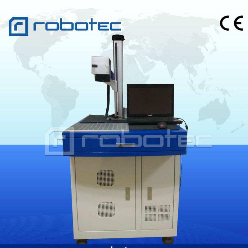 Metal/steel/gold/silver/logo/PCB/keyboard fiber laser marking machine price / portable laser marker