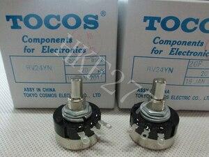 RV24YN20S B101 B201 B501 B102 B202 B502 B103 B203 B503 B104 B204 B504 B105 Carbon film potentiometer(China)