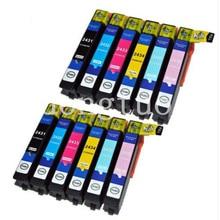 10X Compatible Ink Cartridge T2431 to T2426 24XL For T EXPRESSION PHOTO XP-55 XP760 XP850 XP860 XP-950 XP-750 inkjet printer