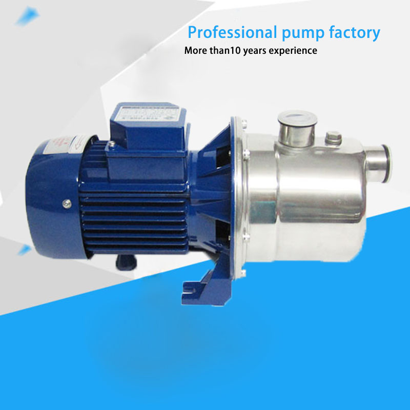 5% off SZ037-P 0.5hp Stainless Steel Jet Pump Domestic Water Pump Self Suction Centrifugal Booster Pressure 220V Water Jet Pump sz037d 0 5hp stainless steel jet pump domestic water pump self suction centrifugal booster pressure 220v water jet pump