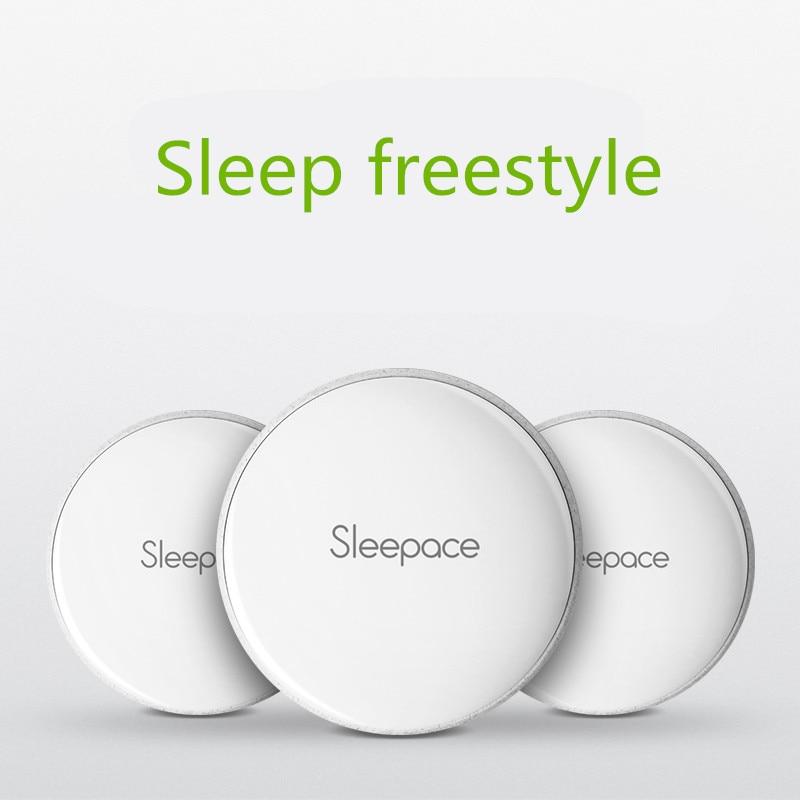 xiaomi mijia sleepace Intelligent sleep sensor APP Remote Control for Andriod & IOS, Zero Radiation Sleep Tracker Sleep Monitor plastic