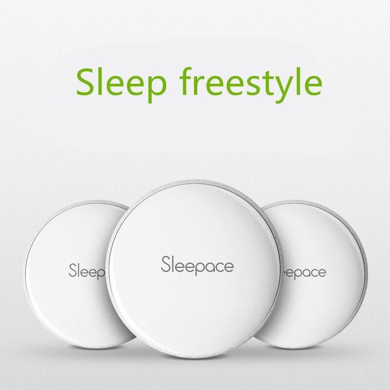 xiaomi mijia sleepace Intelligent sleep sensor APP Remote Control for Andriod & IOS, Zero Radiation Sleep Tracker Sleep Monitor sleepace nox 1 smart music sleep light support app