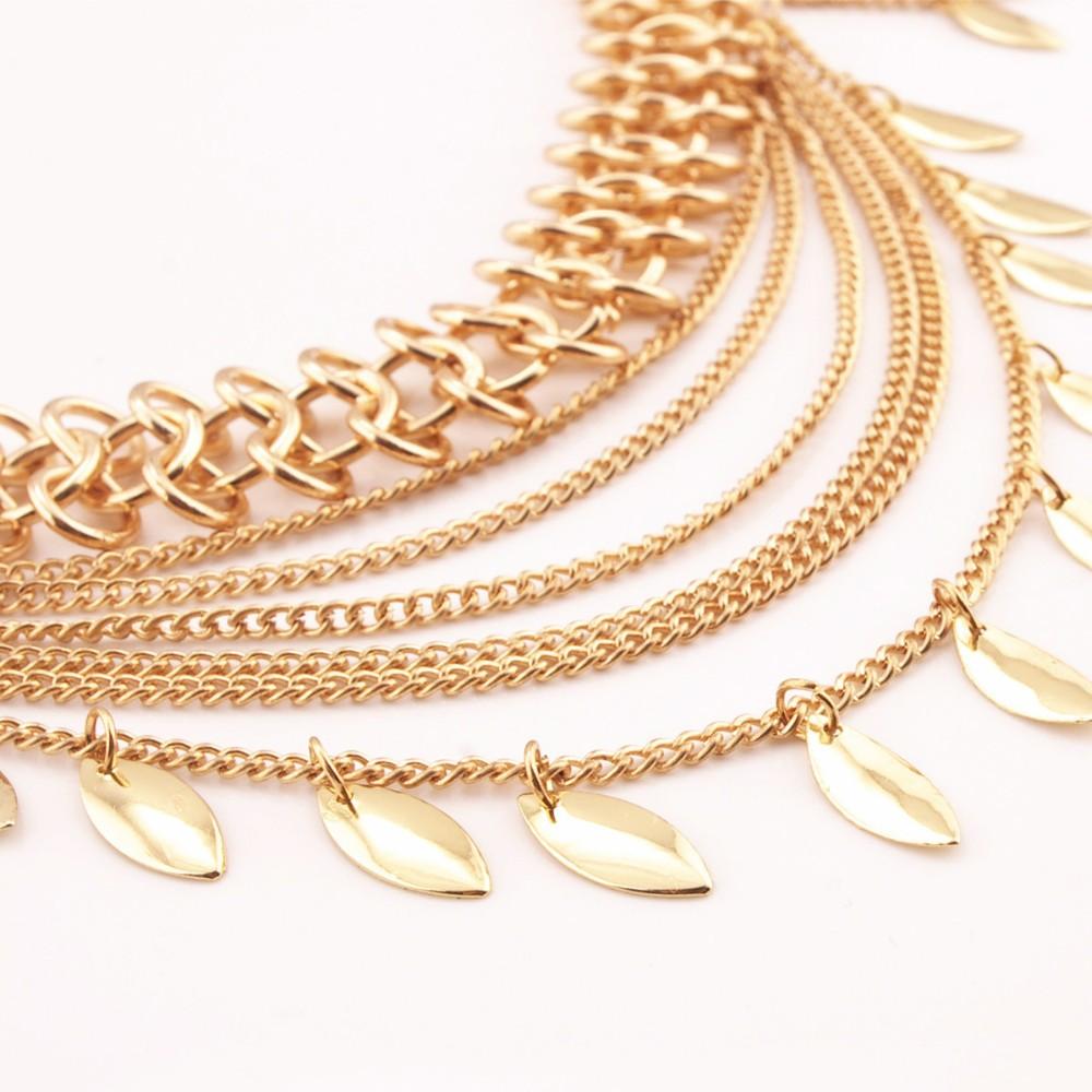 HTB1sQmaJFXXXXcwXpXXq6xXFXXXK Golden Turkish Gypsy Belly Dancing Leaf Tassel Belly Chain For Women