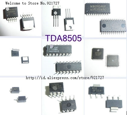 5 pcs/lot TDA8505 8050 DIP-32 IC