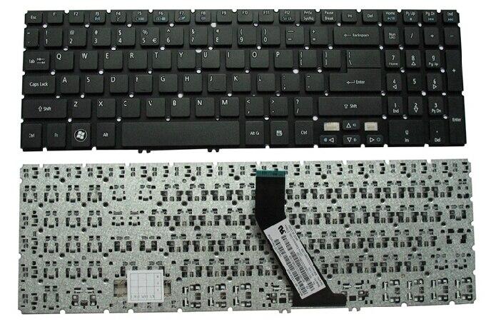 US Black New English Replace laptop keyboard For Acer V5-571G V5-531G V5-571 581 V5-572 V5-573G V5-573