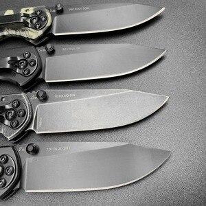 Image 3 - Sanrenmu 7010 8Cr14Mov جيب سكين للفرد في الهواء الطلق التخييم بقاء الصيد سكّين متعدّد الاستخدامات سوبر العسكرية EDC جيب أداة 710
