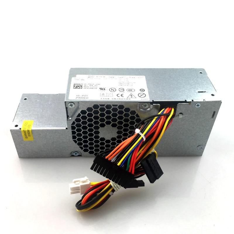 Новый блок питания SFF для ноутбука, Женский L235P-01 L235P-00 PW116 R224M, блок питания для Dell 580 760 780 960 980 SFF