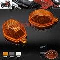 Para SUZUKI DL 650/1000 V-Strom, GSX-R 600/750/1000 Motocicleta Virando signal Blinker Âmbar Lente