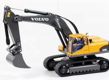 Germany Siku 3535 simulation Volvo hydraulic excavator 1 50 alloy model car toy gift collection