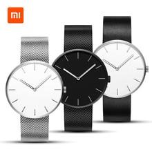 цена на New Xiaomi TwentySeventeen Analog Quartz Wrist 39mm Luminous 3ATM Water Resistant Fashion Elegant Men Women Luxury
