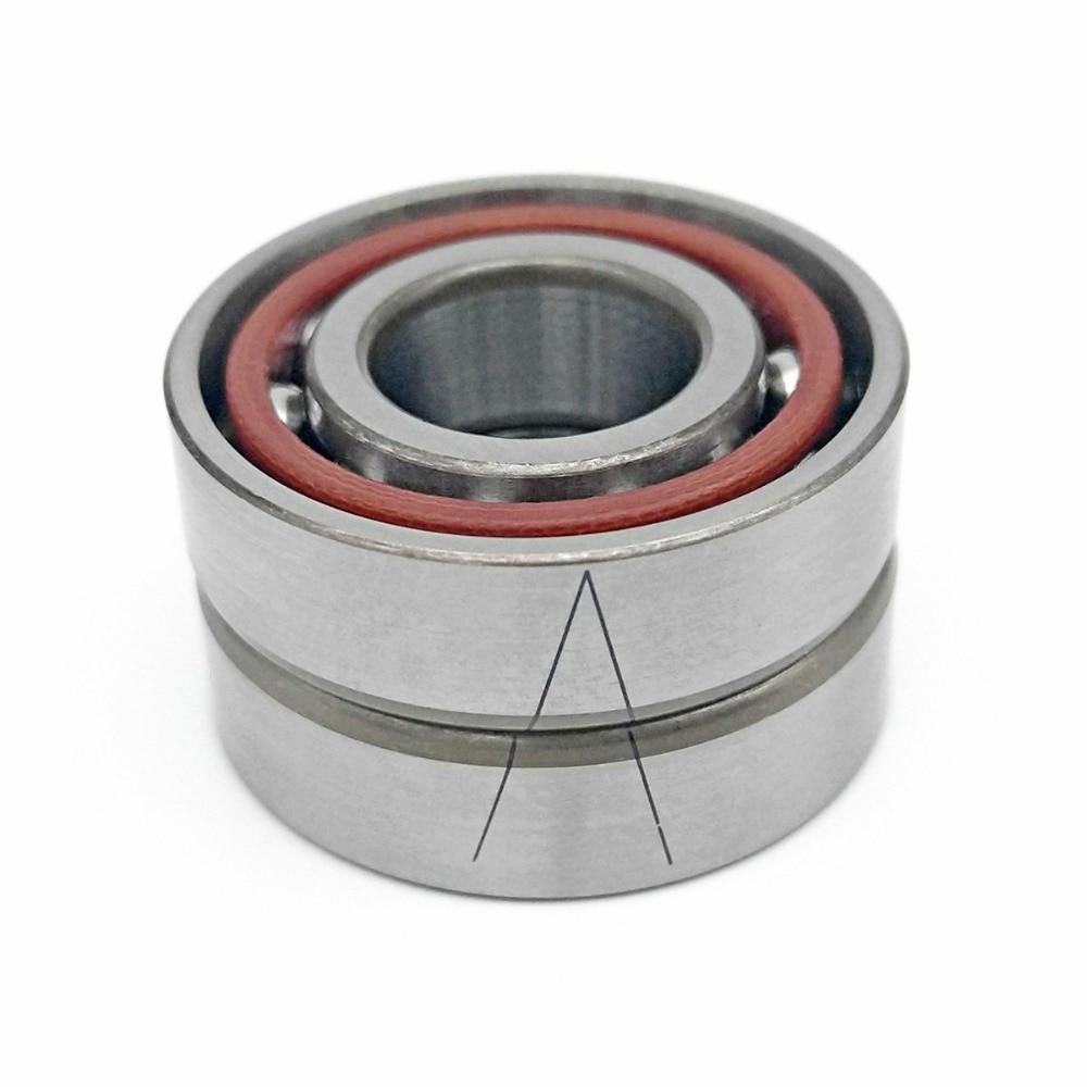 1pair MOCHU 7001 7001AC 7001AC-P5-DFA DF DT DB 12x28x8 Angular Contact Bearings Spindle Bearings CNC ABEC-5