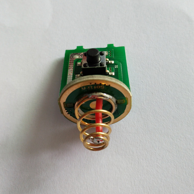 Sofirn Flashlight Driver Circuit Board Anti-reverse LED Driver Chip for different models