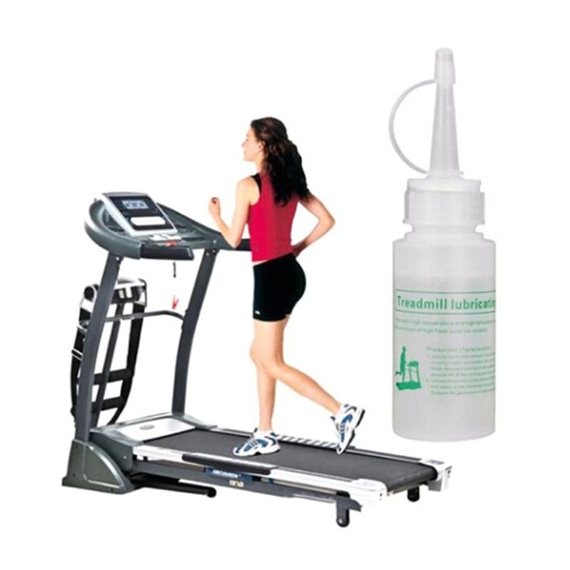 Treadmill Belt Cleaning Solution: 1 Pc 50ml Treadmill Lubricating Oil Running Machine