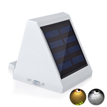 LED Solar Lamp Outdoor Lighting LED Solar Light Garden Decoration High Bright Wall Lamps Waterproof IP65 For Home Corridor