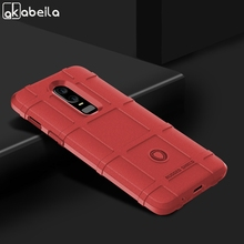AKABEILA Phone Case Cover For oneplus 6 Cases for Silicone Rugged Shield Covers Housing Bag Back Shell Fundas