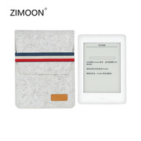 Tablet   Sleeve Bag for Kindle Paperwhite 1 2 3 Felt Shockproof   Case   For 6' E-reader Kindle 7/8 th Voyage Portable Cover