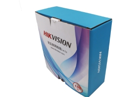 Hikvision Ethernet Cable  U/UTP  CAT5E RJ45 100Mbps  100M IP CCTV Special Use DS-1LN5E-S/E-100