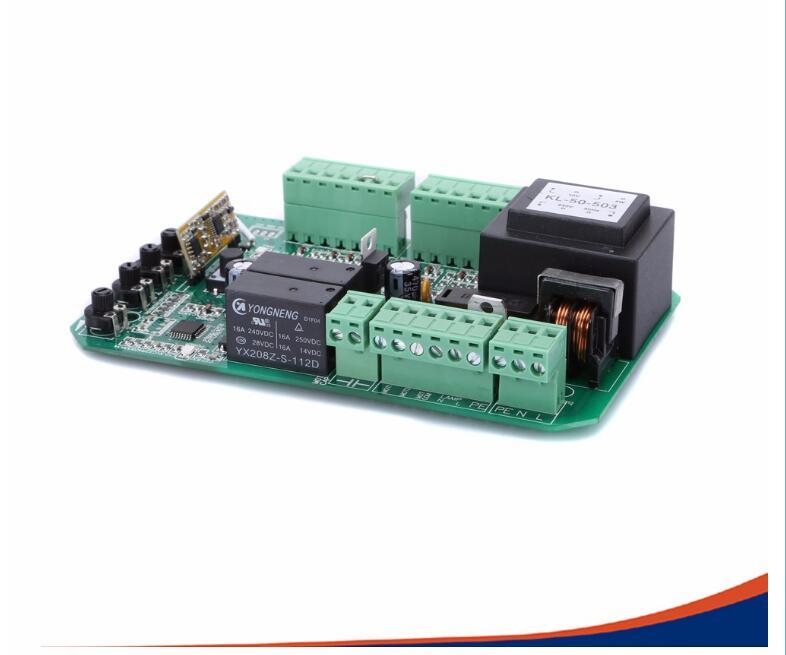 Sliding Gate Opener Motor Circuit Board Card controller PCB AC engine motherboard(no remote control included) giorgio martello giorgio martello a13908ox